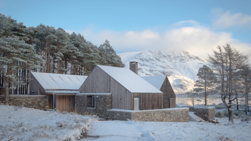 Off-grid Lochside House was named the RIBA House of the Year.