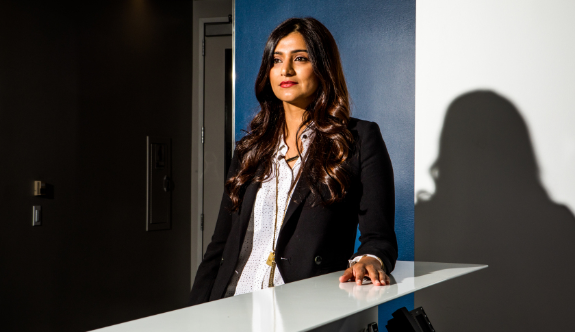 Tina Bhatnagar Coinbase