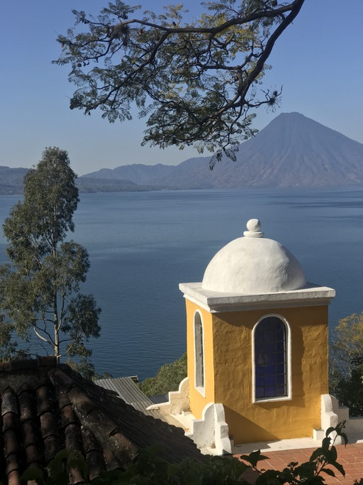 Guatemala's Lake Atitlán is surrounded by indigenous communities.