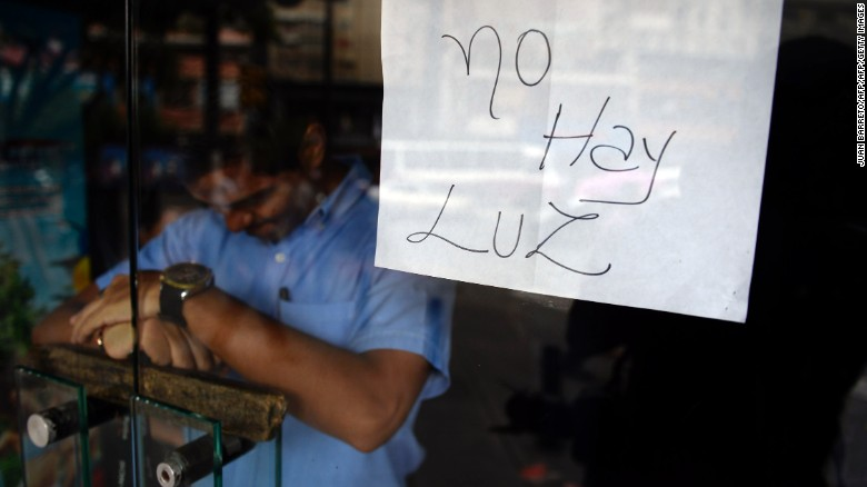 It has been five days of power outages in Venezuela at the hands of the Maduro leadership / Photo: cnn.com