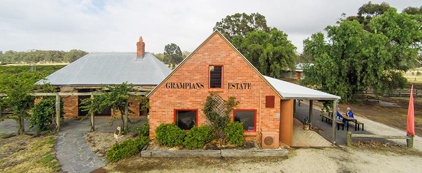 Grampians Estate Cellar Door