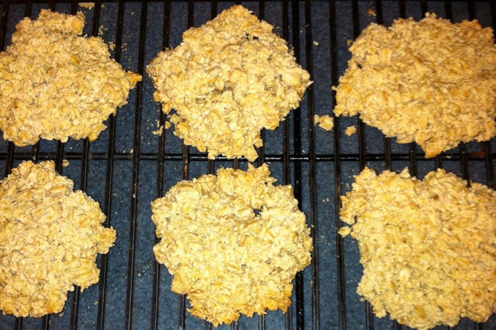 Gluten Free Organic Oat Cake recipe fitness by Eve