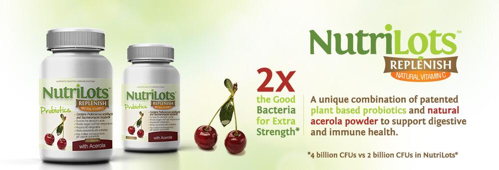 NutriLots™ Replenish Probiotics