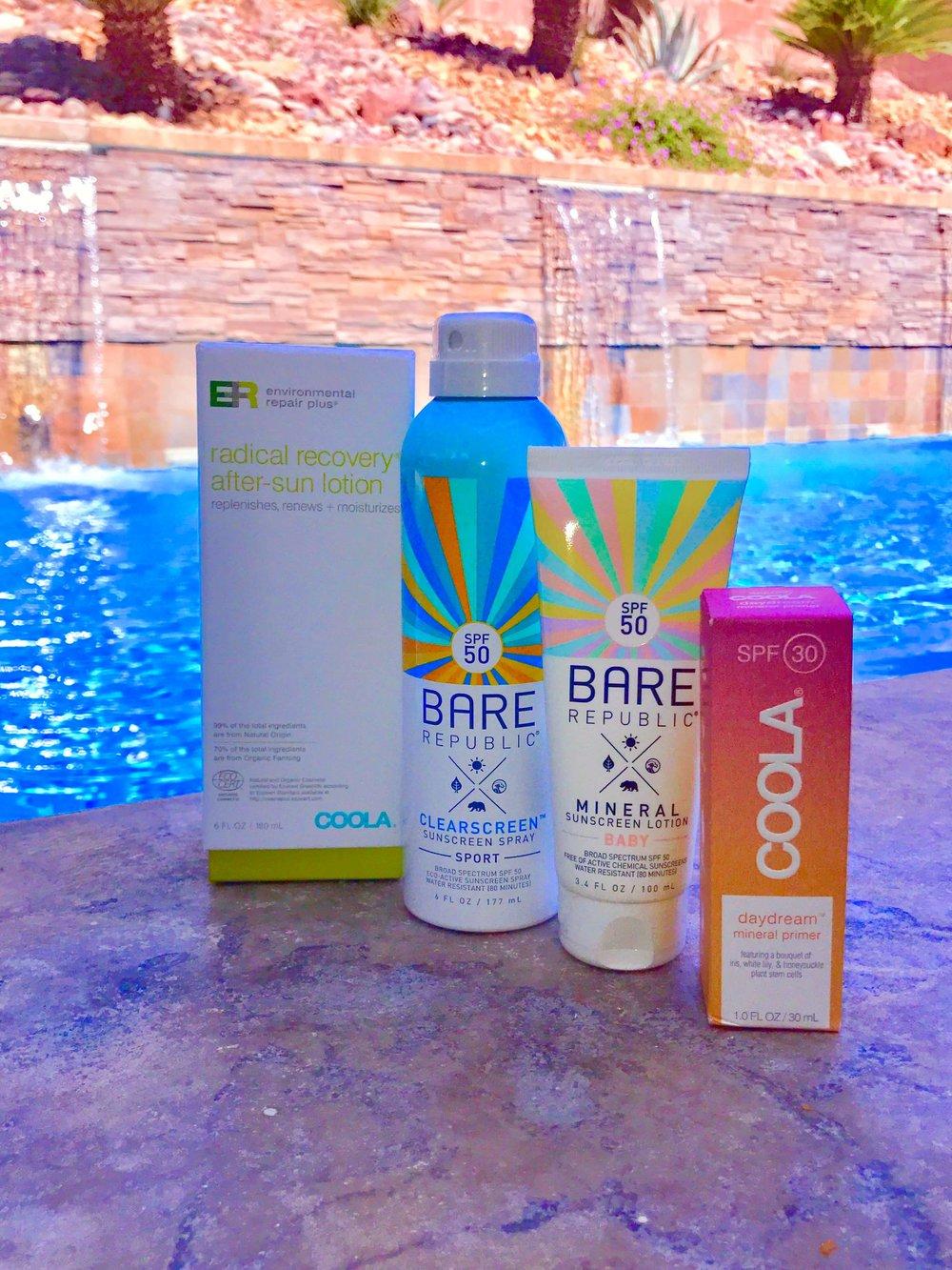 COOLA & Bare Republic SPF Skincare Review