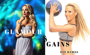 Glamour and Gains by Eve