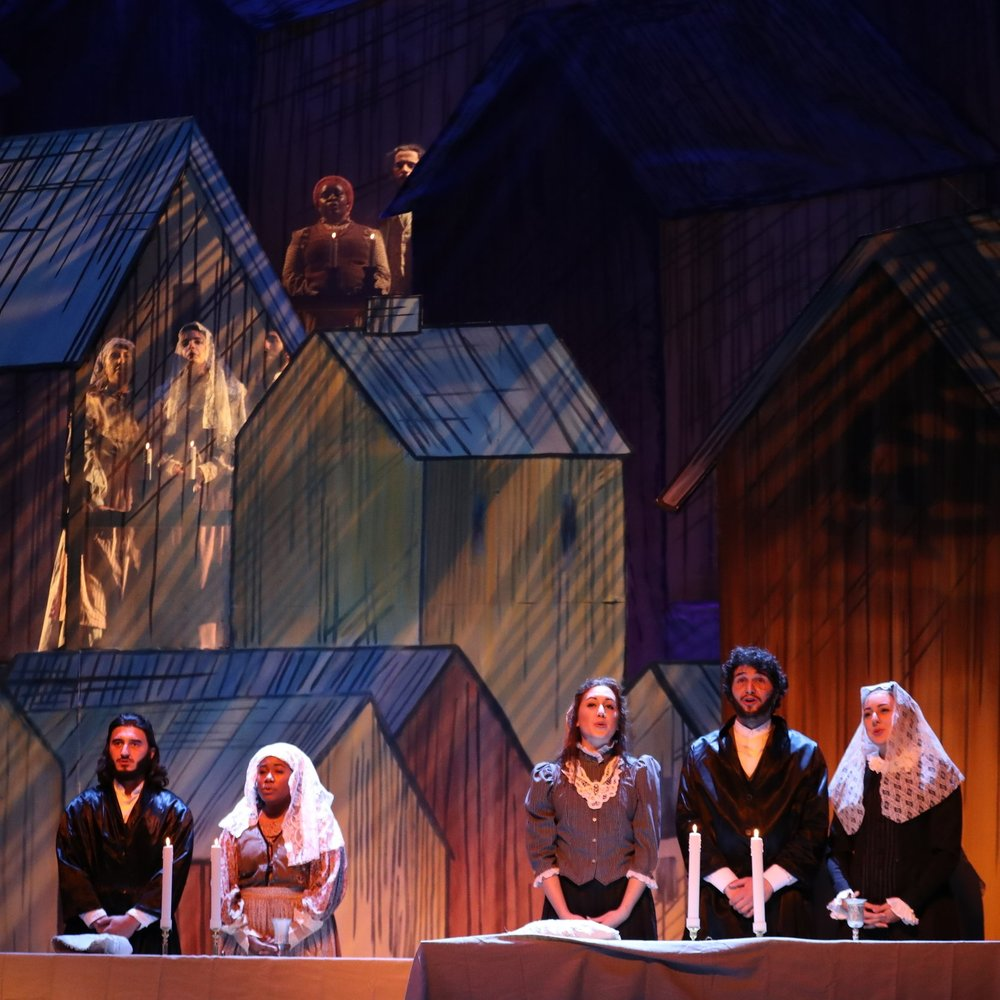 Fiddler on the Roof (Assistant Director)