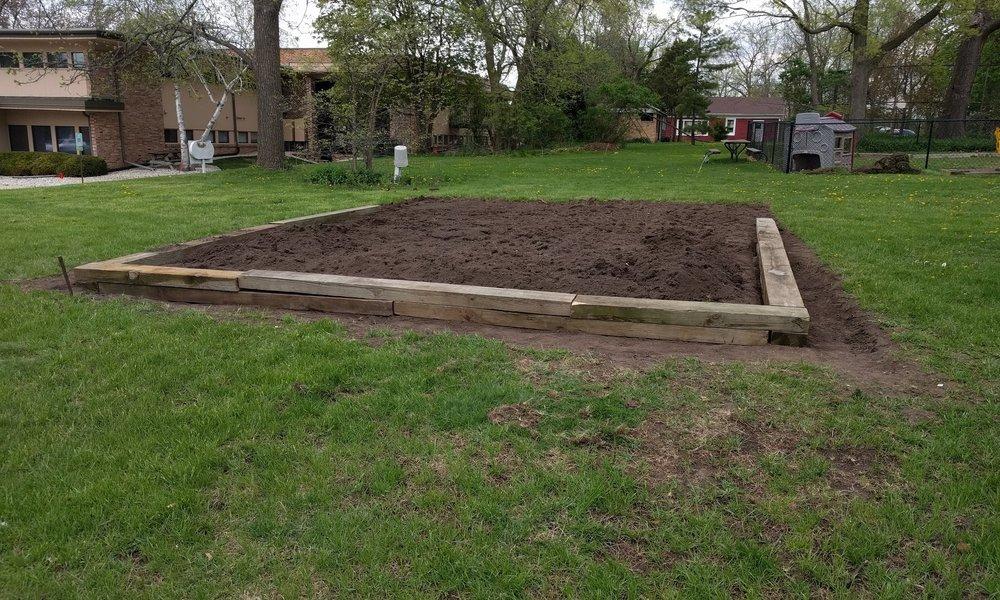 Community Garden — Our Savior Lutheran Church