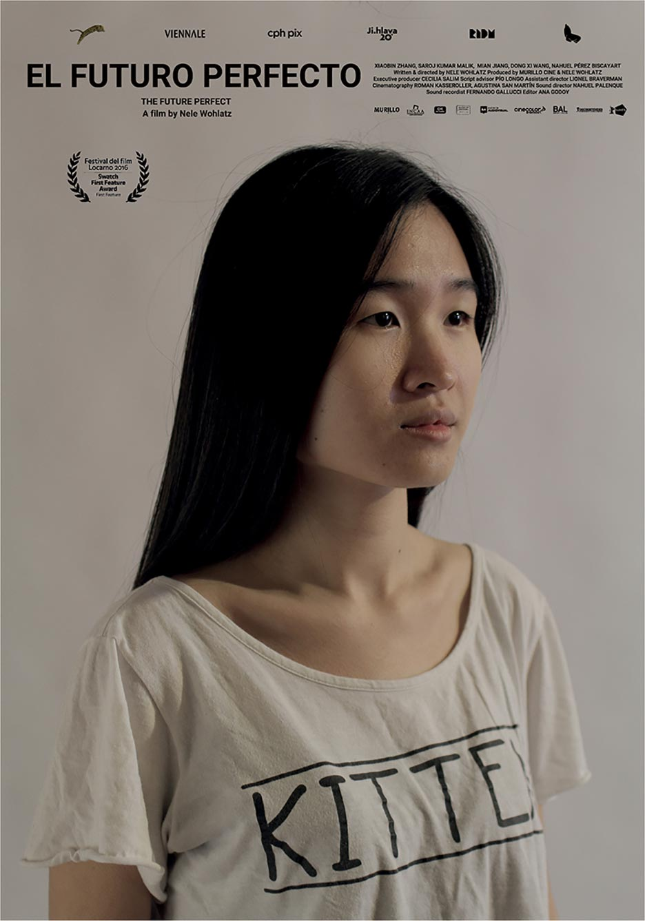 - EL FUTURO PERFECTO, 2016 (Argentina)Xiaobin, a young Chinese immigrant in Buenos Aires, tries to find her own way through the jungle of contradictions in her new everyday life.This film focuses on the integration experience of Xiaobin, as she learns a new language, meets people outside the tight Chinese community and gets acquainted with the new society that has become her home.Director: Nele WohlatzLength: 1 h 5 minWhere and when: Deptford Cinema, Saturday 2 December, 16:00 - screened alongside Toprak and ExotiquePrice and tickets: £4.50-6, buy a ticket hereWe are able to offer you this film thanks to the support of MUBI.
