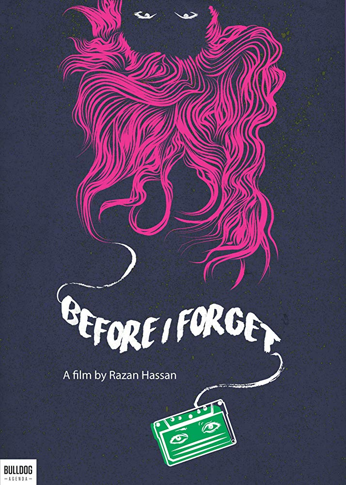 - BEFORE I FORGET, 2018 (Germany, Syria)If you could no longer return to the place where your memories were made, would you still recall them in the same way? Razan Hassan takes us with her on an autobiographical journey trying to recover her only record of the past, while she tries to forge a new identity following her displacement from Syria.Director: Razan HassanLength: 11minWhere and when: Deptford Cinema, Monday 3 December, 7pm (screened alongside Revenir)