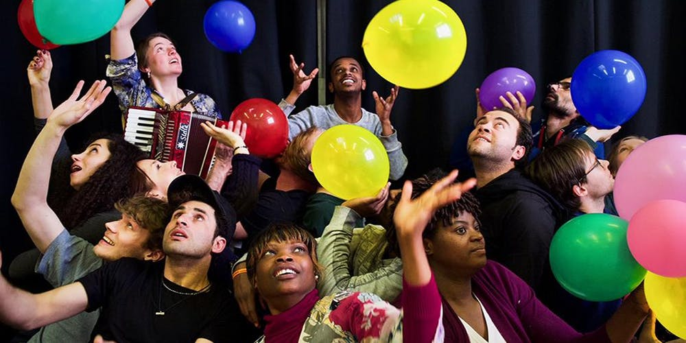 Extracts from 'Welcome to the UK' (theatre) - by PsycheDelightIn their first play 'Borderline', a group of young refugee and European performers made thousands of people laugh and cry as they staged a satire on the Calais refugee camp. In their second play, which will premiere in London in 2019, they will follow the stories of young asylum seekers as they settle in London.