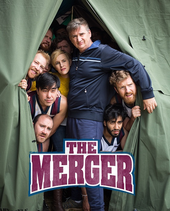 - THE MERGER, 2018 (Australia)Screened in collaboration with IOM - UN Migration Agency and Global Migration Film FestivalWith the club facing ruin, a country footy coach takes the community and himself on a journey of change as he executes a plan to recruit refugees to ensure the team and the town survives.Director: Mark Grentell1h 43minWhere and when: Somerset House, Saturday 1 December, 5:30pm