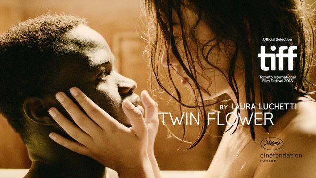 Closing night: Twin Flower, Island + DJ - Peckham Springs, Wed 5 December, 7.30pm*sold out*Twin Flower: A young woman from Italy and a young man from Ivory Coast are running away from their ghosts. They meet each other in a small town in Sardinia - and find out that what unites them is more powerful than what separates them.Island (short): A migrant in Italy relies on Skype and phone calls to maintain relations with his family.DJ Blonde Zilla will make us dance to close the night and celebrate the end of LMFF 2018