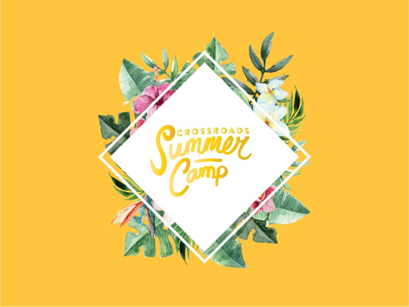 Crossroads Summer Camp With over 2 decades in Youth Ministry, Crossroads is a summer camp devoted to seeing teenager's lives changed by the Gospel.