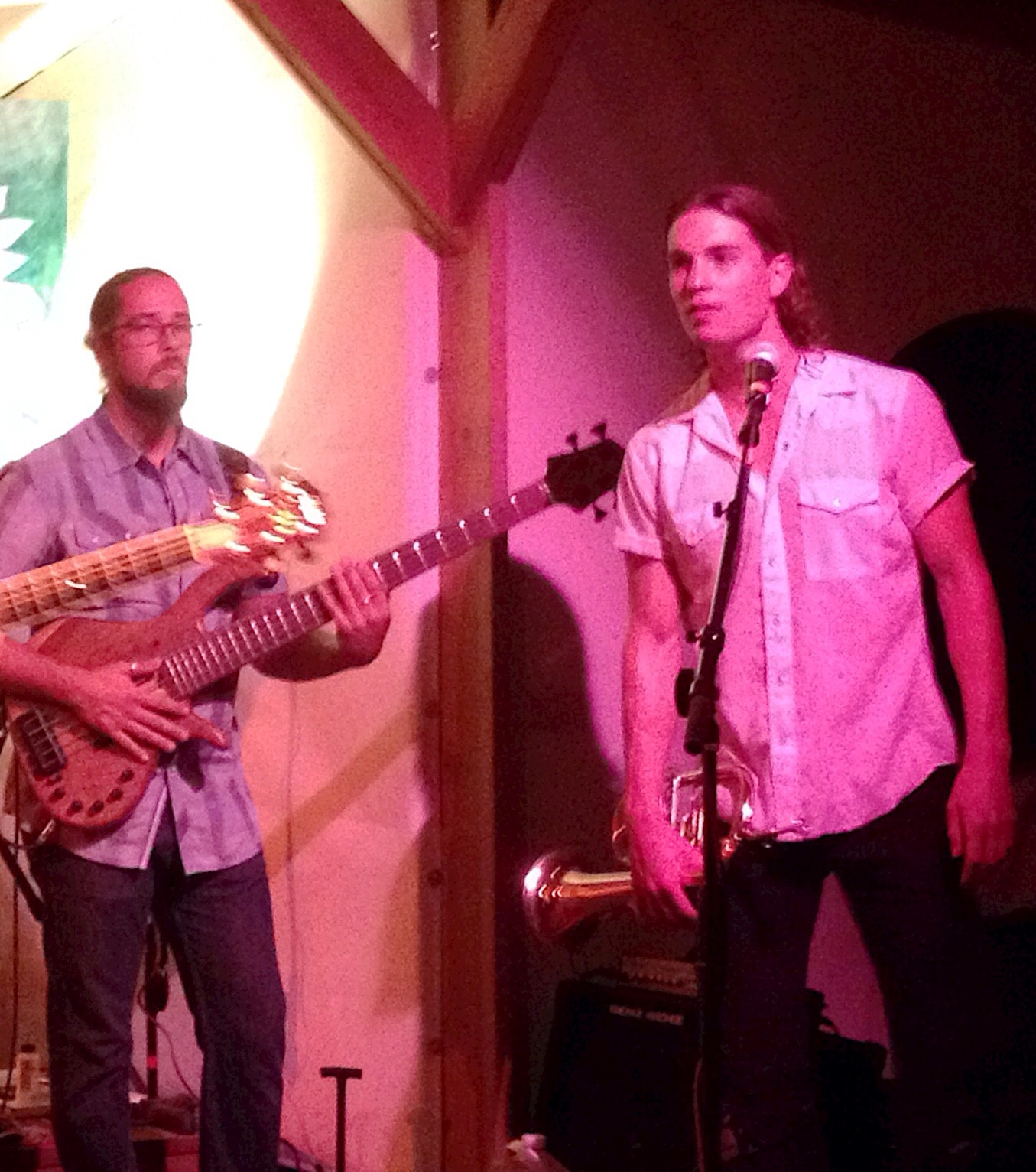 +Elijah- and the Band of Light experience featuring Max Ribner