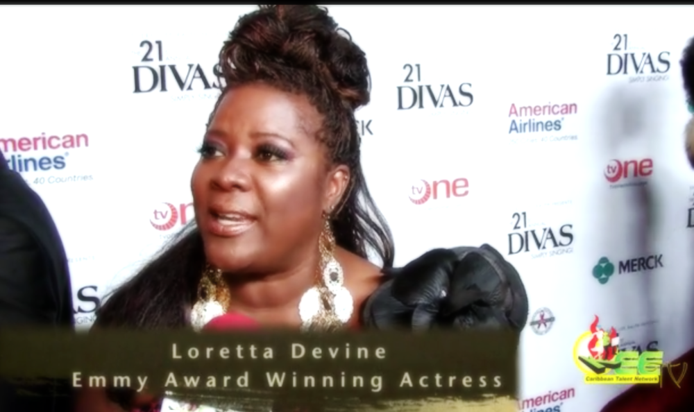 Loretta Divine