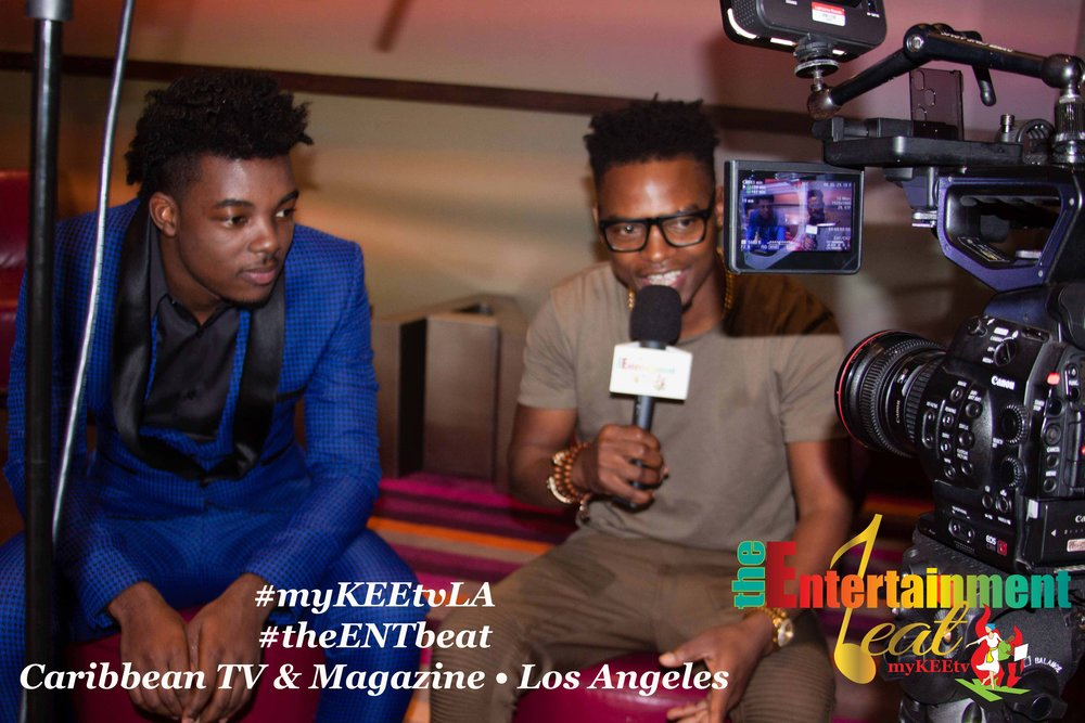 Reggae Grammy Nominee, Devin Di Dakta chats with myKEEtv just before he makes an historic walk down the red carpet at this year's Grammy Awards. Check out the sneak peek of our interview this Friday night at 8 .p.m on myKEEtv.com.