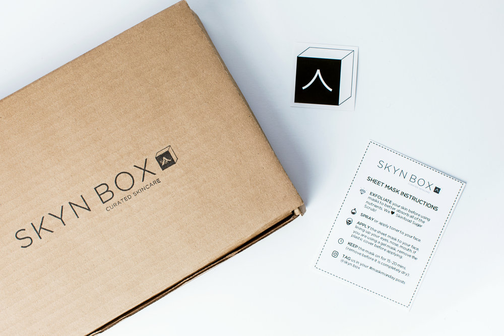 SKYN BOX makes Korean skincare simple through beautifully curated boxes by skin type. K-beauty personalized.