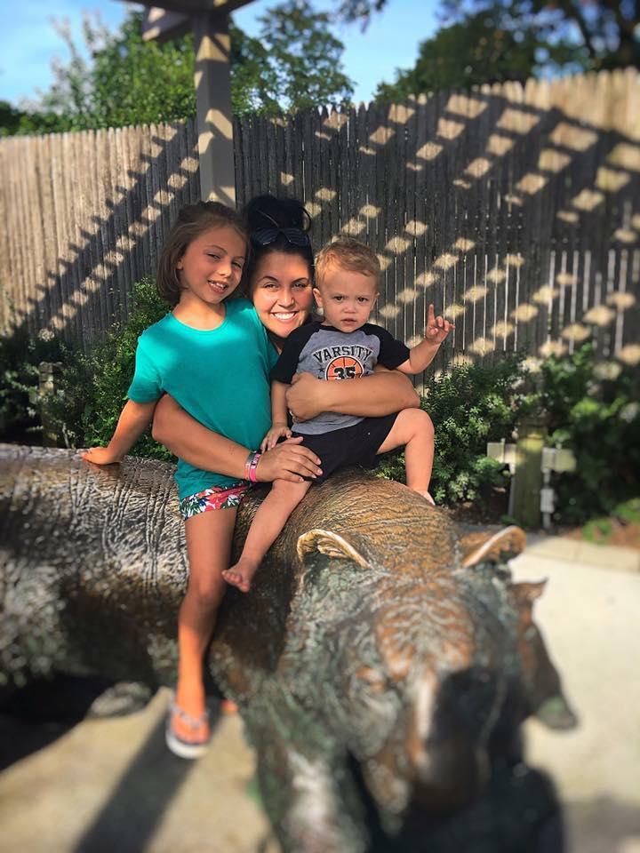Zoo membership!  -Jerica A., Ohio