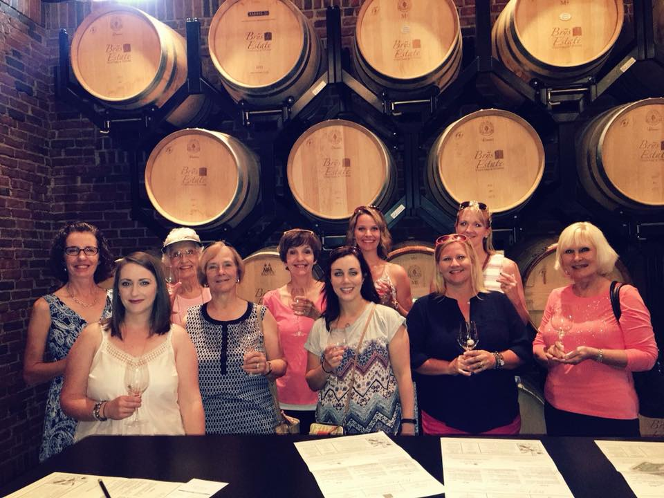 Unlimited bottles of wine on our winery trip in Lake Michigan!  -Meagan M., Illinois
