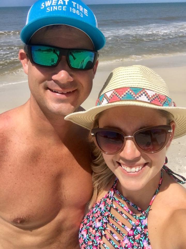 Anniversary vacation with my husband to celebrate eight years of marriage!  -Eden L.