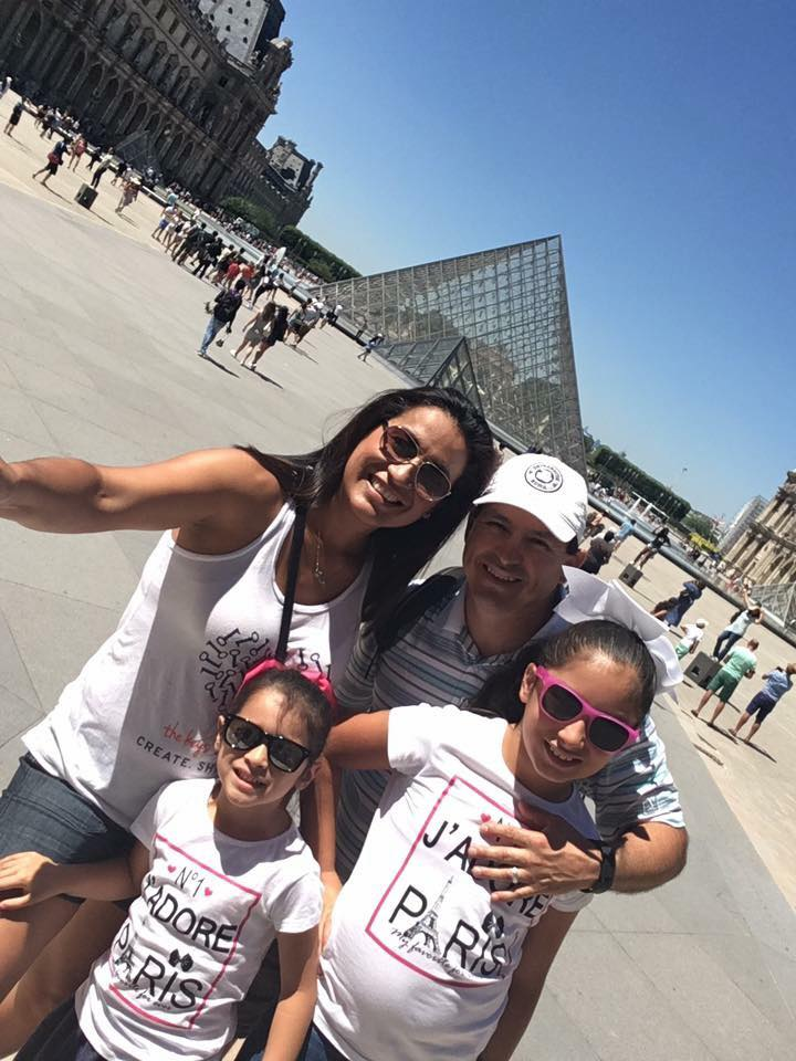 A trip to Paris to see The Louvre and eat macaroons under the Eiffel Tower.  -Mishell R., Texas