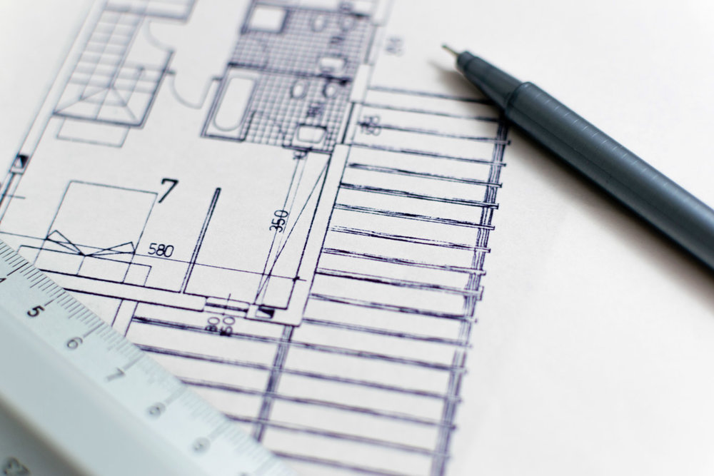 2) Design - • Floorplans• Permit Drawings• Construction Budget• Permit Applications• Timeline Estimate• Adjustments to Suit Budget & Needs