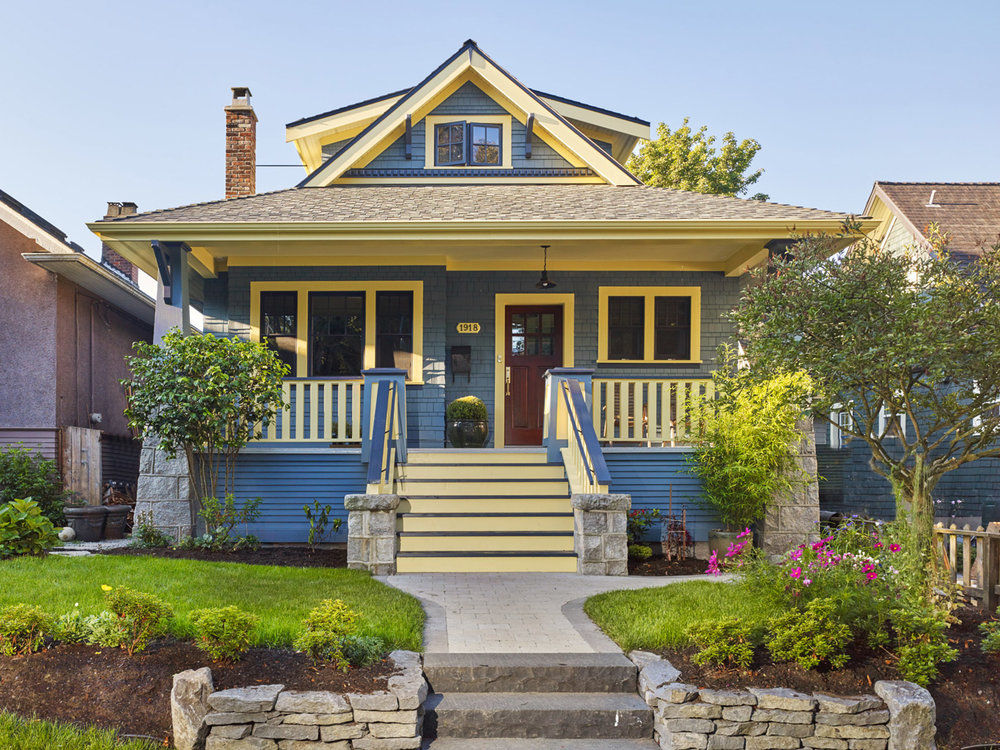 Graveley Street - Patience and precision granted this East Vancouver home a new lease of life – The apple of Graveley Street's eye.