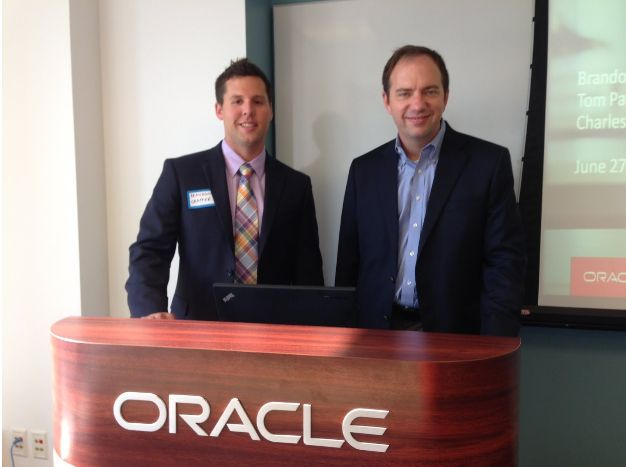 usergroup-chicago-oracle