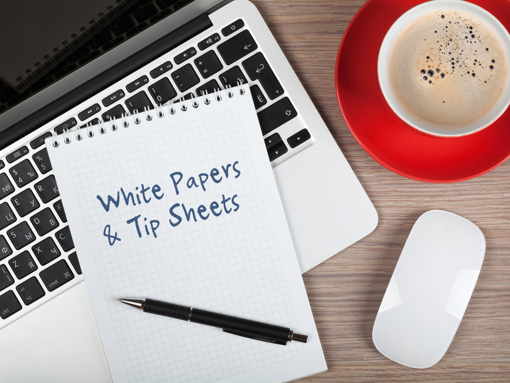 Whitepapers and Tips