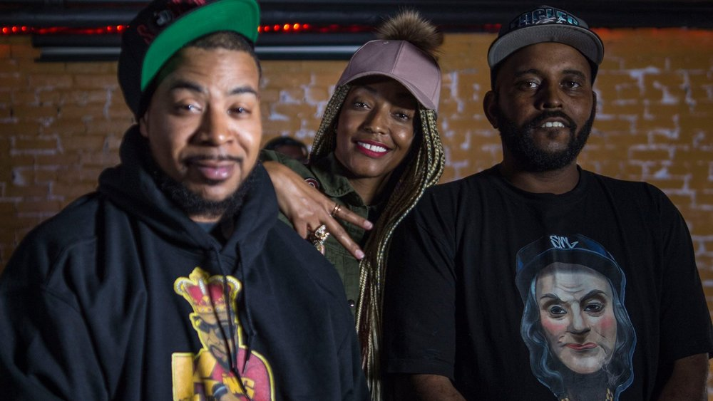 King So1omon x Lady S. Dot x Bugsy @ the Soul Love Cypher Series #7