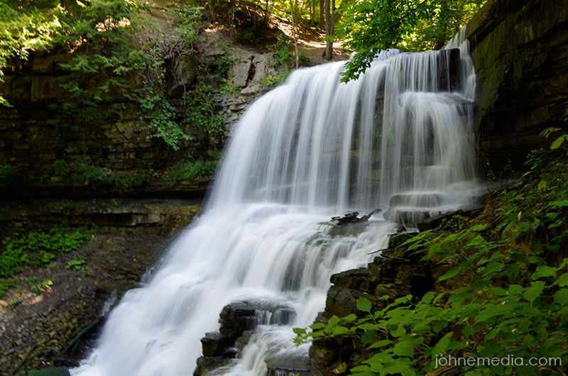 Decew Lower Falls - St. Catharines