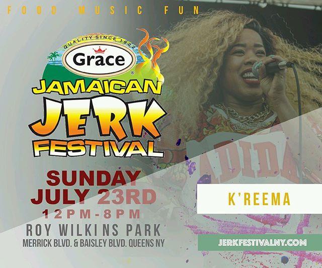 We ago #DropIt pon you Sunday! . @fame.truelegacy @mariedriven @mr_ondecc . #jerkfest #jerkfestival