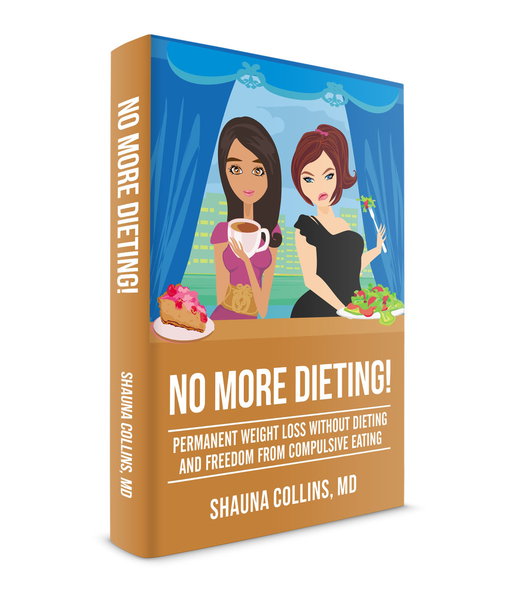 No More Dieting!   Available at Amazon