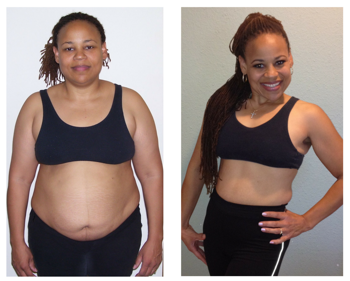 "Dr. Shauna Collins  ~ Before & After "" No More Dieting!"""