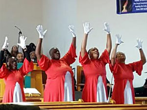 We're free in our praise...