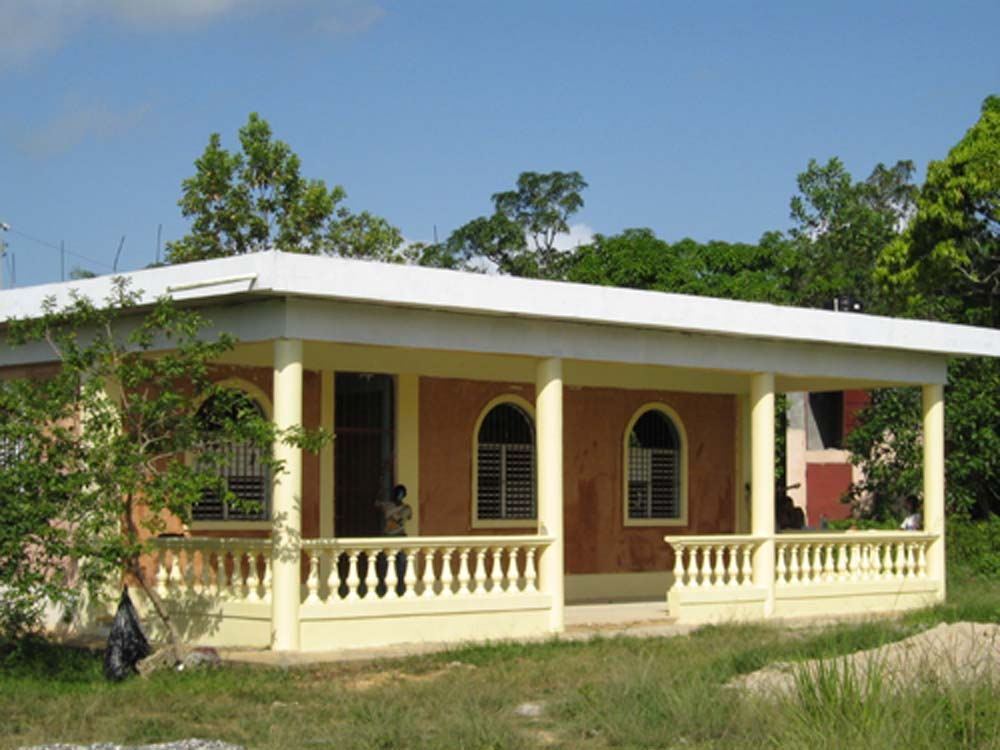 Learning Center, Cruz Verde
