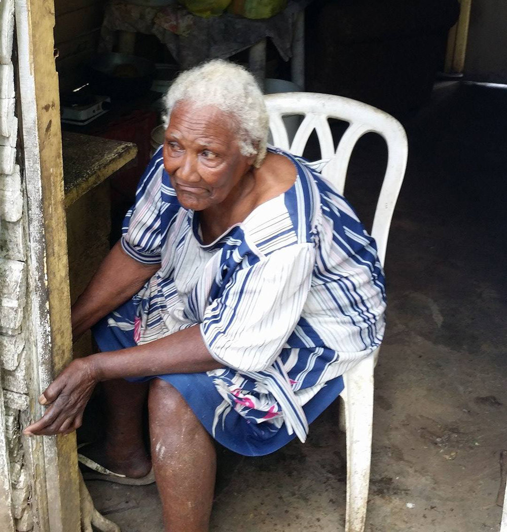 Dominican Republic elder