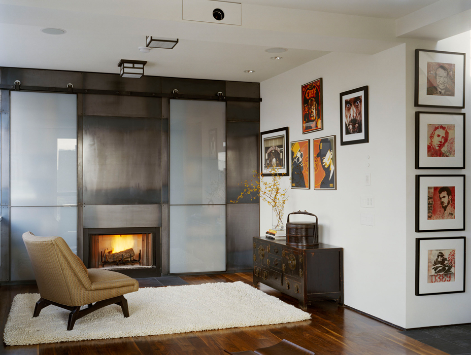 Ampersand Architecture: Essex Street Loft
