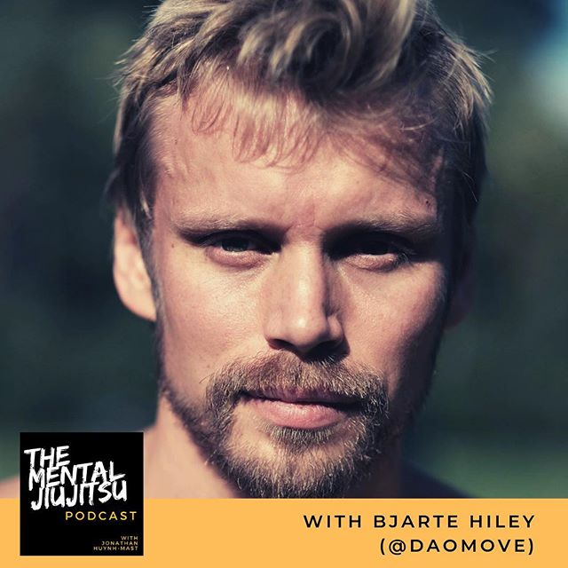 New MJJ Podcast Episode now up with none other than @daomove...Bjarte Hiley! - What I endear about Bjarte is his commitment to living as honestly as he can; you'd be hard-pressed to find a false bone in him. - In this episode, he shares his very real story - an ordeal with despair and darkness, his brief foray into pickup artistry (I was very surprised, as you'll hear in the conversation), what we tend to excise from our own story, and the desire to help others navigate existence, truthfully and relentlessly. - To learn more about Bjarte and his work, you can follow him on IG @daomove or go to daomove.com. Please enjoy this conversation with the Fledgling Old Master. Link in bio and available on all streaming services. - #daomove #mentaljiujitsu #mjj #movement #taoism #movementculture #physicalculture