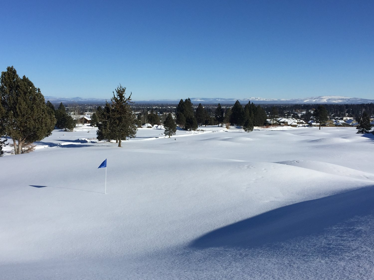 Not Playing golf today!