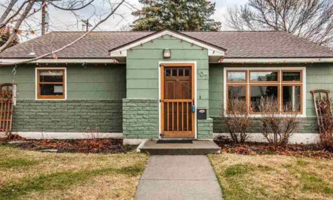 Entry level home in downtown Bozeman, MT