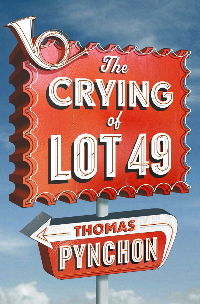 The Crying of Lot 49 by Thomas Pynchon.jpg