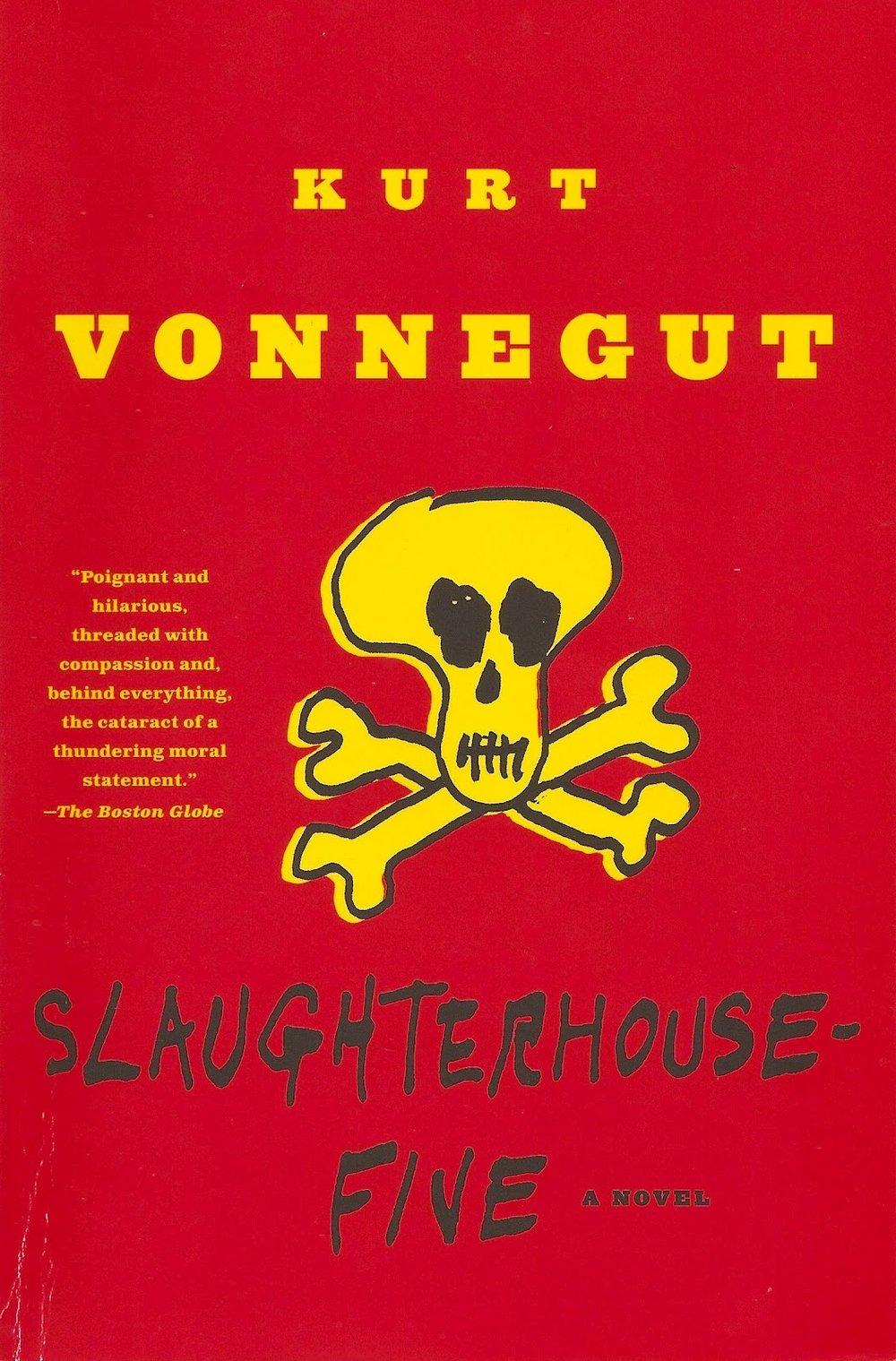 Slaughterhouse Five (by Kurt Vonnegut).jpg