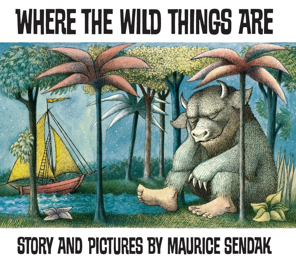 Where the Wild Things Are (by Maurice Sendak).jpg