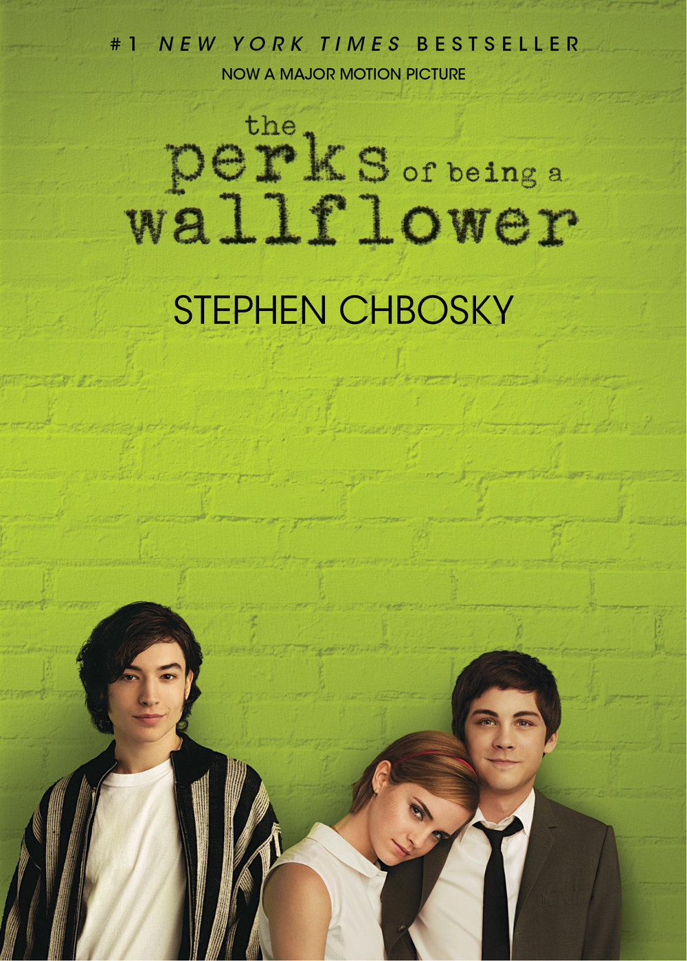 The Perks of Being a Wallflower (by Stephen Chbosky).jpg