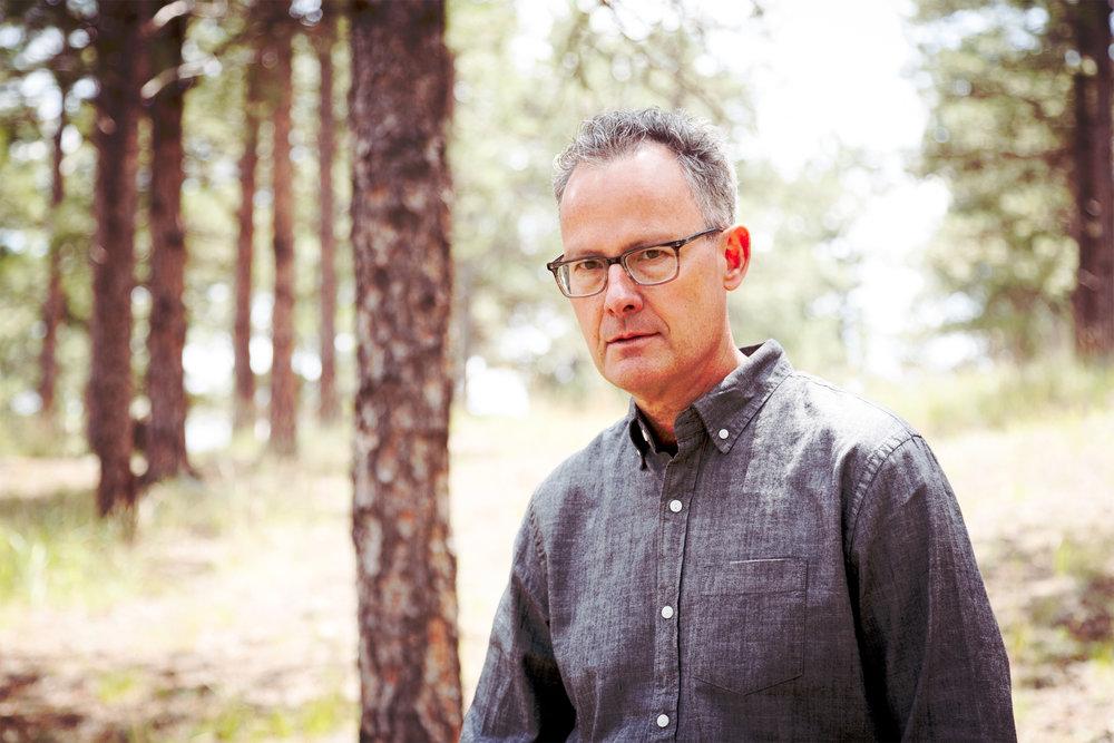 Writer Nicholas Carr for Brand Eins Magazine