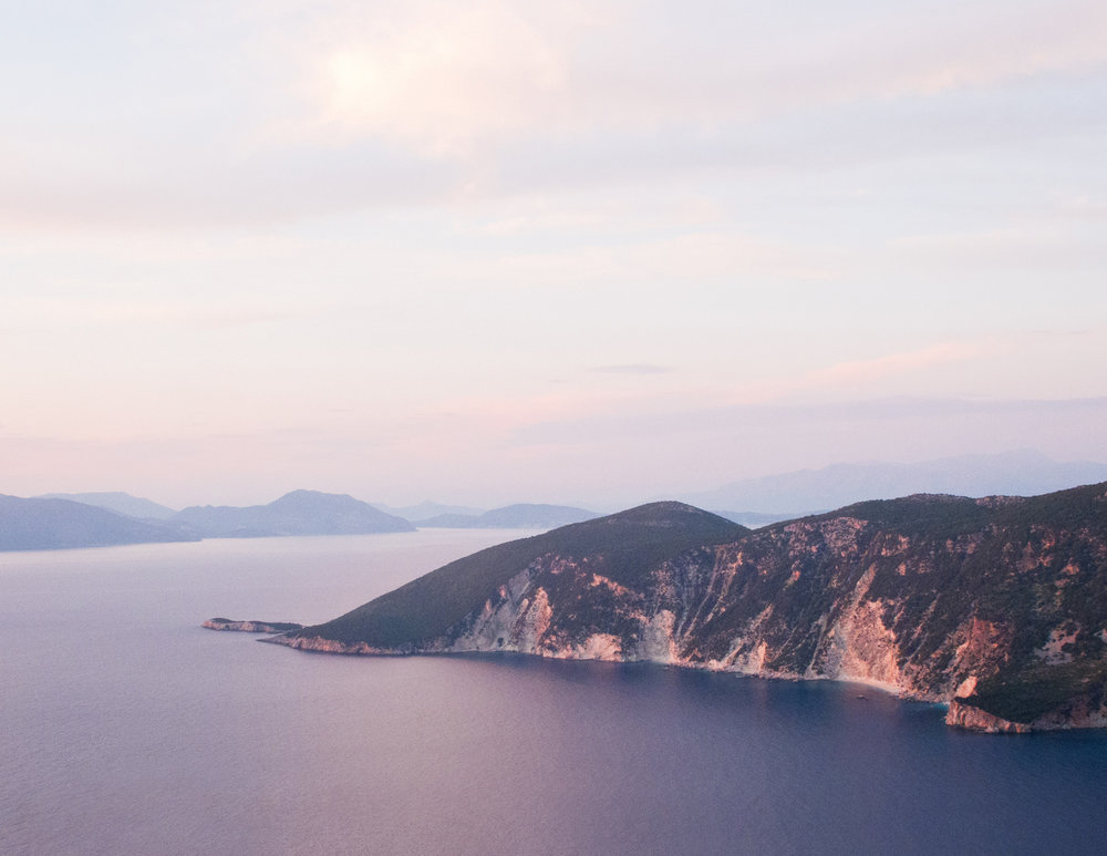 Afales Bay, Greece