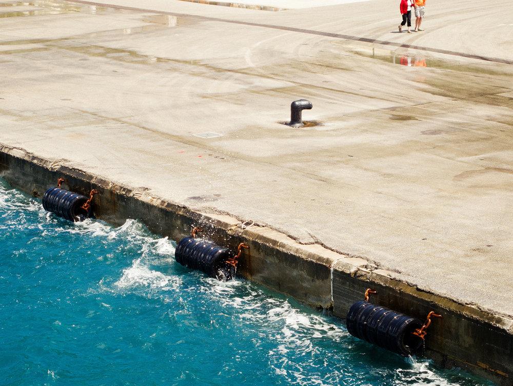 Kefalonia Dock