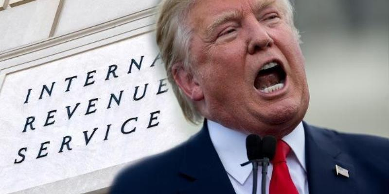 Trump's IRS Audit and the Presidency