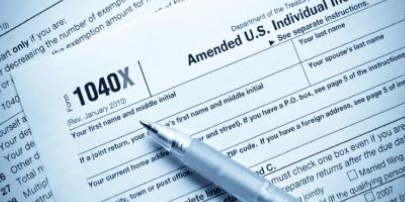 You Can Save Money By Amending Your Federal Tax Return
